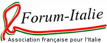 Forum Venise, forum Rome, forum Florence, Forum Italie
