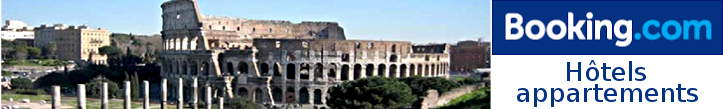 appartements et hotels a Rome